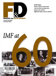 Finance & Development, September 2004