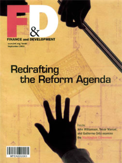 Finance & Development, September 2003