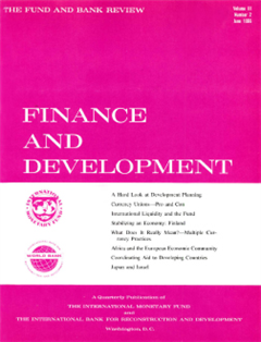 Finance & Development, June 1966