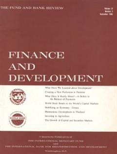 Finance & Development, September 1966
