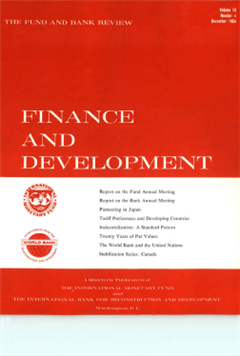 Finance & Development, December 1966
