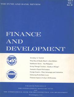 Finance & Development, March 1967