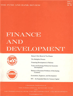 Finance & Development, June 1967
