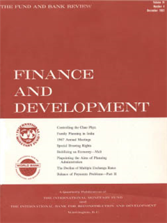 Finance & Development, December 1967