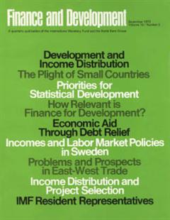 Finance & Development, September 1973