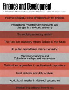Finance & Development, September 1974