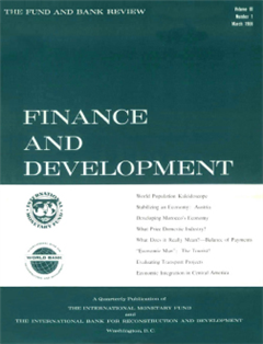 Finance & Development, March 1966