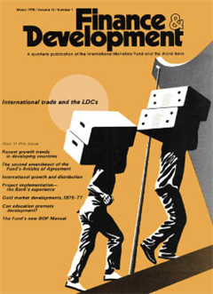 Finance & Development, March 1978