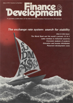 Finance & Development, March 1979