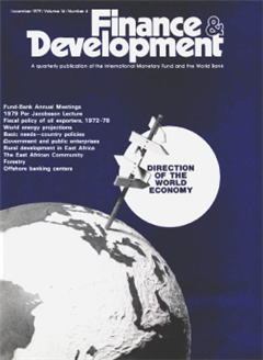 Finance & Development, December 1979
