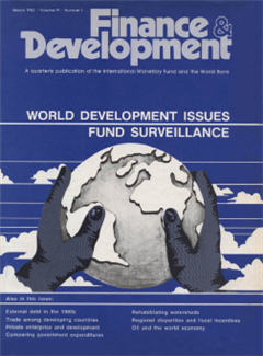 Finance & Development, March 1982