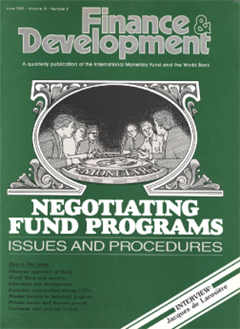 Finance & Development, June 1982