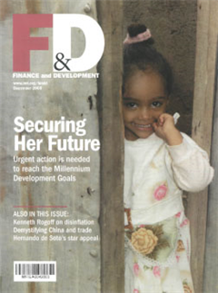 Finance & Development, December 2003
