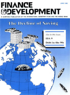 Finance & Development, June 1990