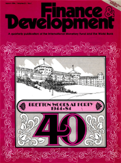 Finance & Development, March 1984