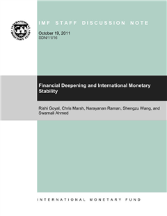 Financial Deepening and International Monetary Stability