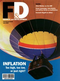 Finance & Development, June 2003