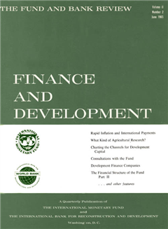 Finance & Development, June 1965