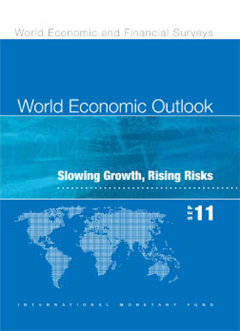 World Economic Outlook, September 2011: Slowing Growth, Rising Risks