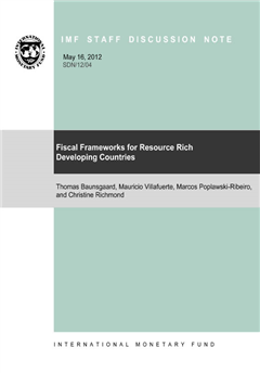 Fiscal Frameworks for Resource Rich Developing Countries