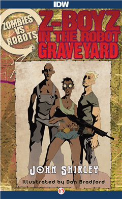 Z-Boyz in the Robot Graveyard