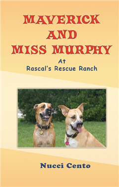 Maverick and Miss Murphy at Rascal's Rescue Ranch