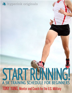 Start Running! A 5k Training Schedule for Beginners