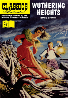 Wuthering Heights (with panel zoom)  - Classics Illustrated