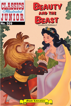 Beauty and the Beast (with panel zoom)  - Classics Illustrated Junior