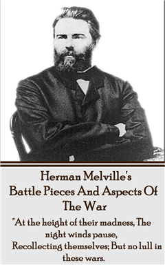 Battle Pieces And Aspects Of The War
