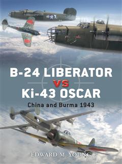 B-24 Liberator vs Ki-43 'Oscar'