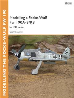 Modelling a Focke-Wulf Fw 190--8/R8