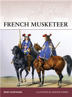 French Musketeer 1622-1775