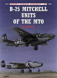 B-25 Mitchell Units of the MTO