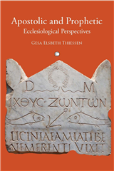 Apostolic and Prophetic: Ecclesiological Perspectives