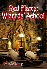 Red Flame: Wizards' School (Second Ed.)