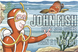 John Fish: Deep Sea Diver