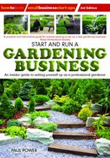 START & RUN GARDENING BUSINESS 3E