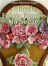 Classic Fabric Flowers in Sugar