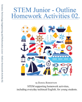 STEM Junior  - Outline Homework Activity 02