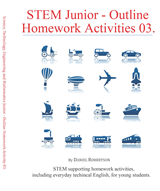 STEM Junior  - Outline Homework Activity 03