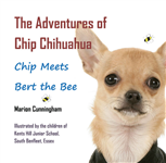 Adventures of Chip Chihuahua: Chip Meets Bert the Bee