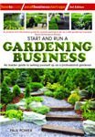 START & RUN GARDENING BUSINESS 3E