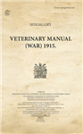 40WO2233_Veterinary Manual (War), 1915
