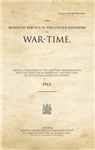 The Remount Service in the UK in War-Time