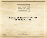 SS162_Notes_on_Identification_of_Aeroplanes