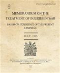 SS345_Memorandum-Treatment of Injuries in War