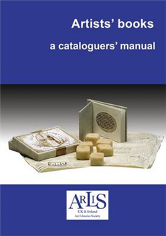 Artists' books: a cataloguers' manual