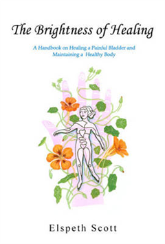 The Brightness Of Healing : A Handbook of Healing a Painful Bladder and Maintaining a Healthy Body