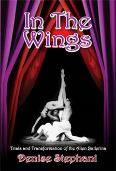 In the Wings; Trials and Transformation of an Alien Ballerina